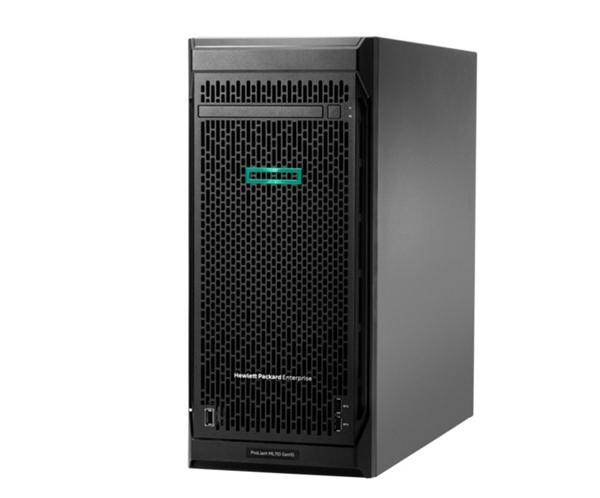 HP ProLiant ML110 Gen10 4LFF NHP CTO Server