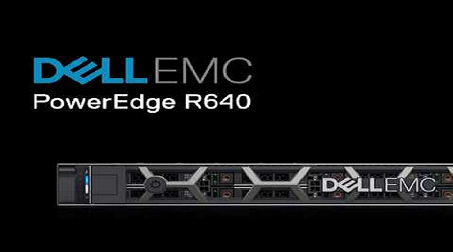 Dell R640 PowerEdge Rack Servers