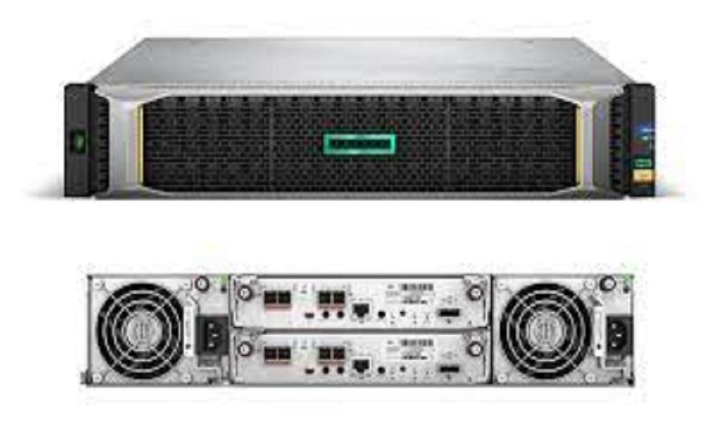 HPE MSA 2050/2052 Storage Specifications – HPE MSA Storage Family