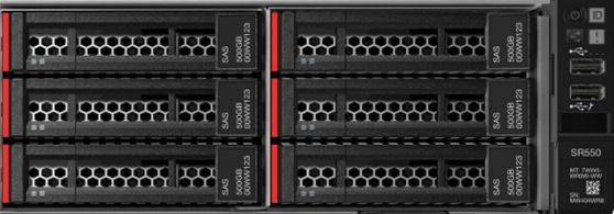 IBM-Lenovo-ThinkSystem-SR550-rack-server