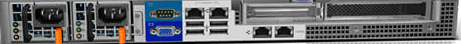 IBM x3250 M5 Server Overview IBM System X3250M5 server is a high storage density, compact, single-socket 1U, rack server within 22-inch deep chassis. IBM System X3250M5 server features the next-generation quad-core Intel Xeon processor E3-1200 v3 product family technology with up to 3.6 GHz core speeds, up to 8 MB of L3 cache. Intel Turbo Boost Technology 2.0 permits processor cores to run at maximum speeds during peak workloads.  IBM System X3250M5 server supports four 1600 MHz DDR3 ECC memory with capacity of up to 32 GB.  The server offers PCI Express 3.0 I/O expansion capabilities to improve 100% maximum bandwidth.The System x3250 M5 provides outstanding performance in an innovative and compact design with flexible configuration options, systems management, and built-in security capabilities.  Intel Integrated I/O Technology in this server integrates the PCI Express 3.0 controller with Intel Xeon processor E3-1200 v3 product family to reduce I/O latency and increase overall system performance.  IBM System X3250M5 server offers eight 2.5-inch hot-swap or simple-swap drive bays or four 3.5-inch hot-swap or simple-swap drive bays to provide maximum internal storage capacity.  This server has Tool-less cover removal enables easy access to upgrades and serviceable parts, such as memory, processor, and adapter cards.  Dynamic Systems Analysis (DSA) speed up troubleshooting tasks to reduce service time.  IBM System X3250M5 server features One fixed 300 W or up to two 460 W hot-swap redundant power supplies* with 80 PLUS® Bronze/ Redundant power supply compliant with 80 PLUS® Gold.  Microsoft Windows Server 2008 R2, Microsoft Windows Server 2012 R2, Microsoft Windows Server 2012, Red Hat Linux, Novell SUSE Linux and VMware are the OS supported by IBM System X3250M5 server.  Configuration Tips: The flexible built-in Ethernet solution offers two integrated standard Gigabit Ethernet ports and two additional integrated Gigabit Ethernet ports with an optional software feature (Lenovo Features on Demand (FoD) upgrade process )for an on-demand upgrade without a need to buy additional hardware.  Workloads: For small business infrastructure, web serving, small-to-medium businesses looking for file and printer servers.