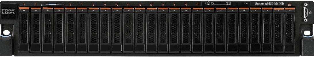 IBM x3650 M4 Server