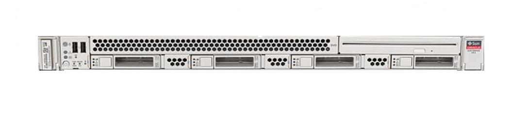 Oracle X4-2: (1 U RACK SERVER)
