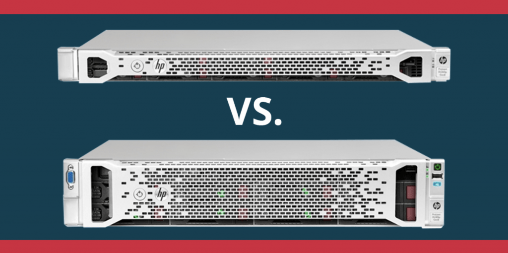 Which server is the right fit for your business? HP BL460c Gen 9 vs. Gen 10