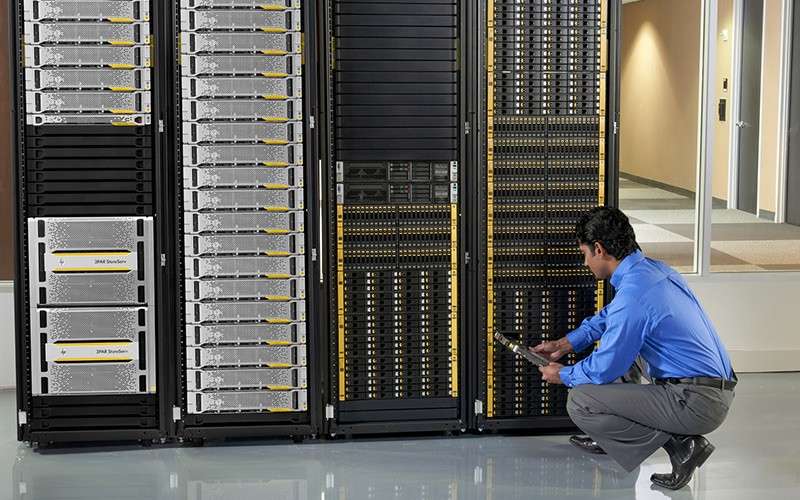 rental server