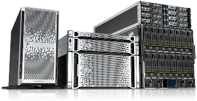 HP Servers Rental