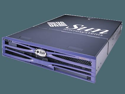Sun-Fire-V240-Server