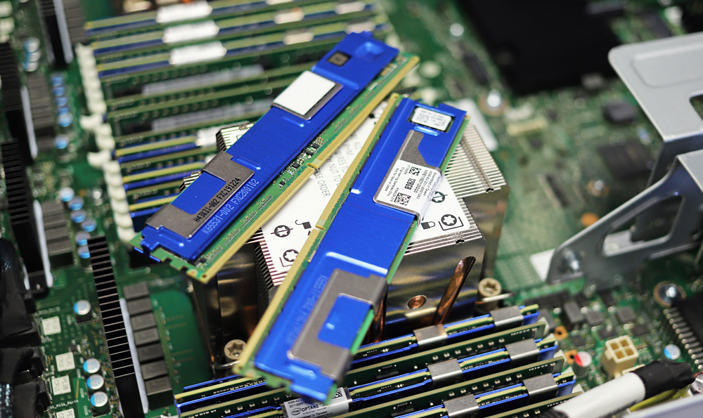 Intel Ice Lake Scalable Processor OEM Servers for Intel Customers